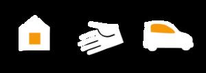 Icon Dienstleistung
